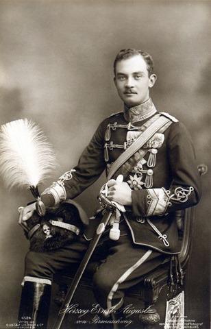 Ernesto Augusto III de Hannover