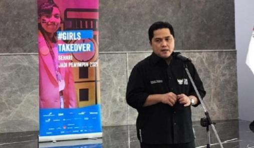 Kesal Utang Terus Membengkak, Erick Thohir Laporkan Krakatau Steel ke KPK