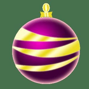 Nuevas bolas de navidad para decorar tu blog dibujos - Bolas de navidad doradas ...