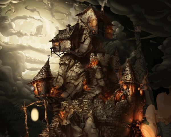 Silent Territory Of Sorrow, Magick Lands 1