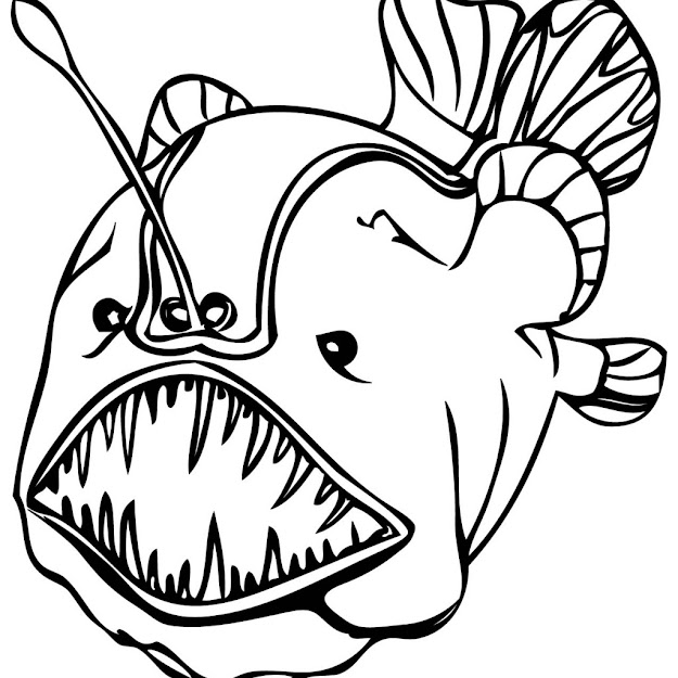 Tropical Fish Coloring Page Coloring Pages Tropical Fish