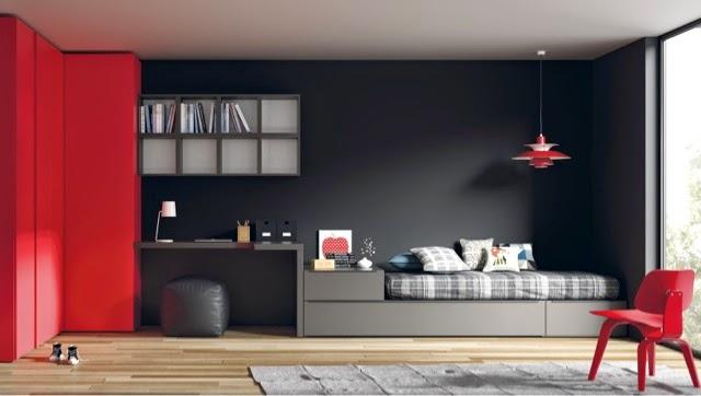 Dormitorios juveniles para chicos y chicas de 16 17 18 19 for Recamaras individuales