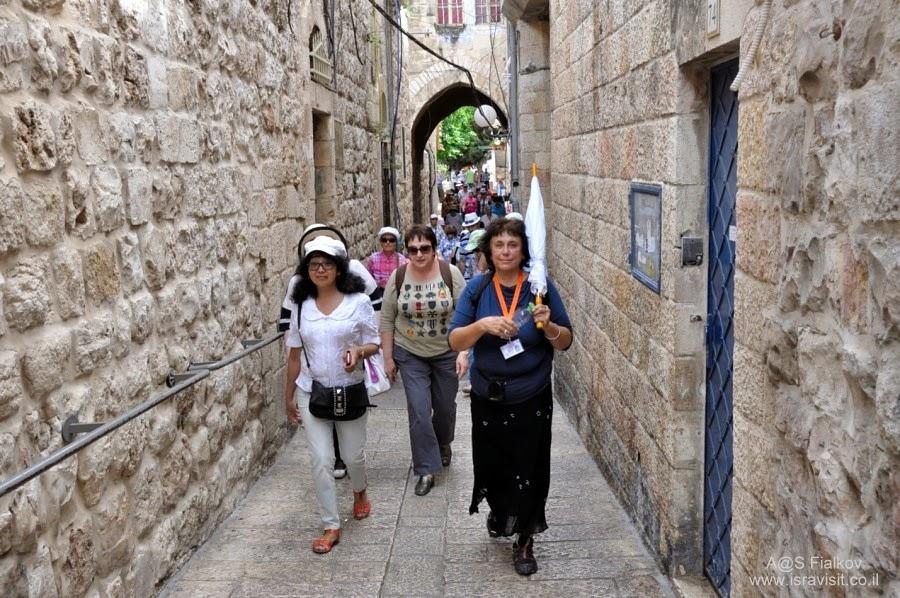 Экскурсия по Иерусалиму. Гид в Иерусалиме Светлана Фиалкова.