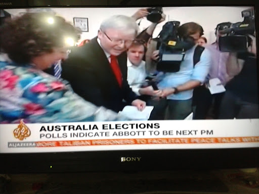OZ Election 2013 - 1