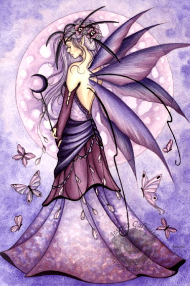 Purple Witch, Pretty Witches