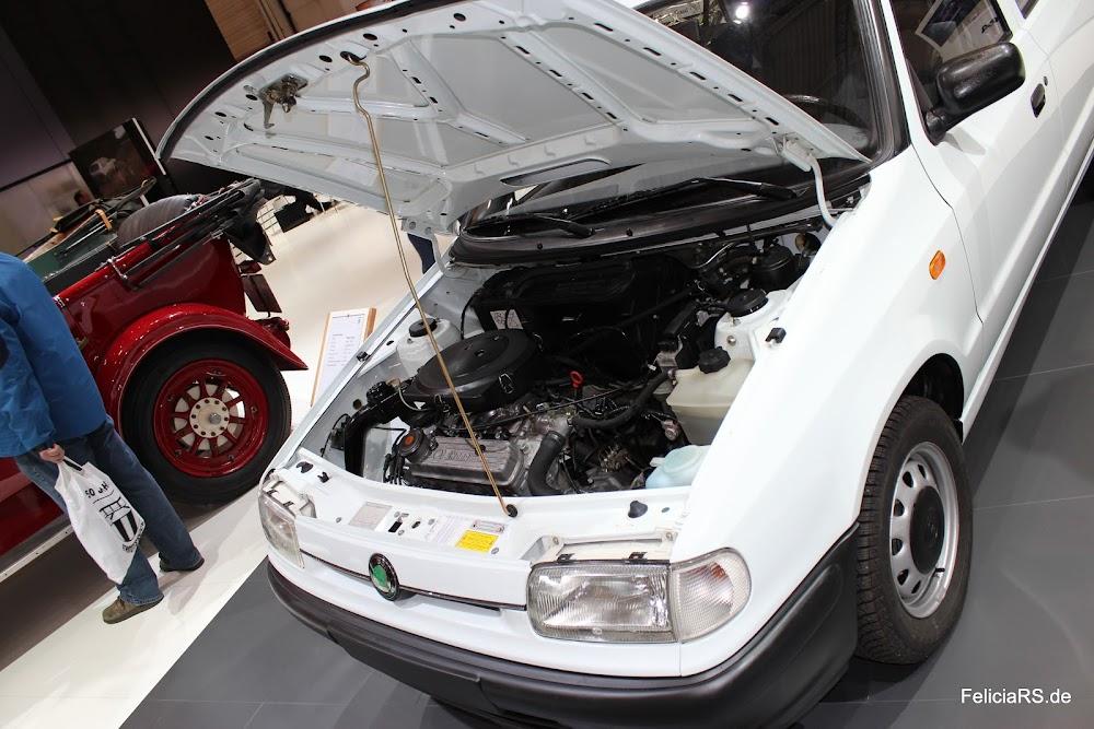1,3l Škoda Motor