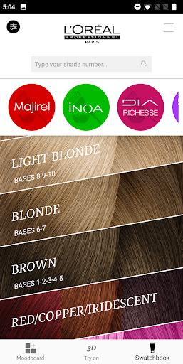 Style My Hair Pro 1.6 screenshots 2