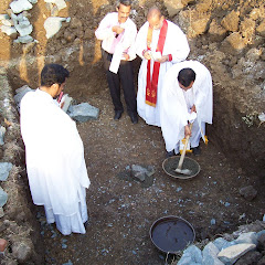 Csi Church Vasai Road Foundation stone laying 2004 - 100_2982.JPG
