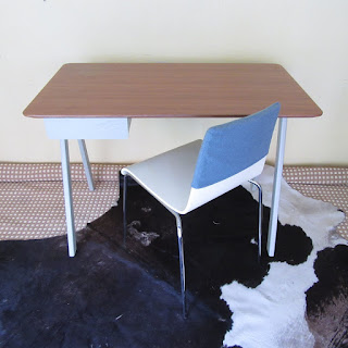Blu Dot Desk & Chair