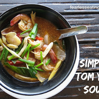 Simple Tom Yum Soup