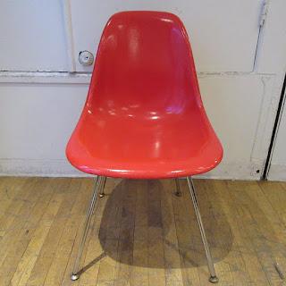 Modernica H Base Side Chair