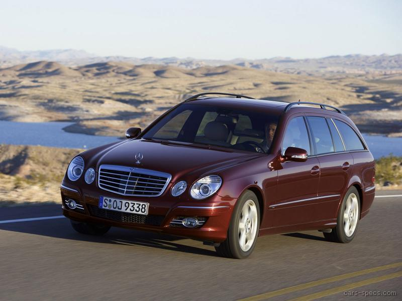 2004 Mercedes-Benz E-Class Wagon Specifications, Pictures ...