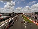 Start of the 2007 F1 GP of Britain