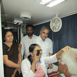 Eye Camp @ Hampi Nagar-Vijayanagar on 22-07-2013