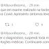 Prefeito eleito de Mossoró/ RN, Alysson Bezerra informa que está com covid