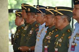 Daftar Nama 28 PATI TNI Naik Pangkat. Pada Jumat, 18 Mei 2018.
