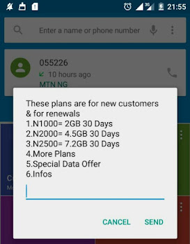 Glo reduced data plans