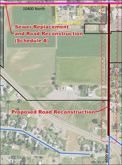 2016-03-15 Road Reconstruction 6000 W