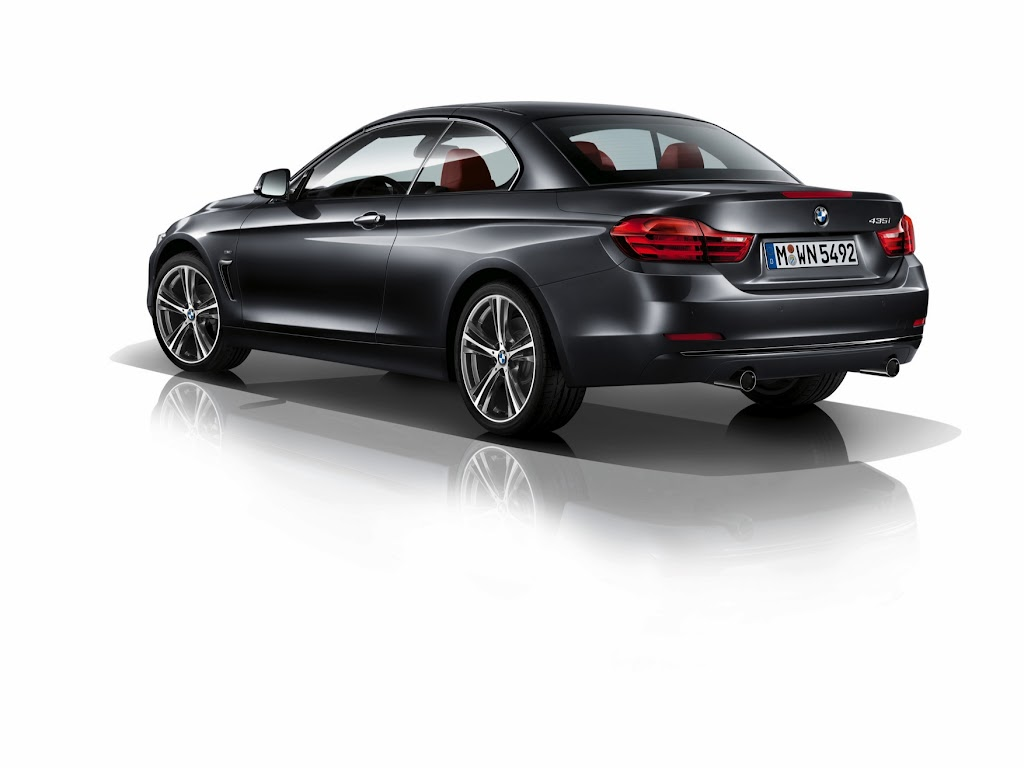 2014 BMW 4 Series Convertible 3545