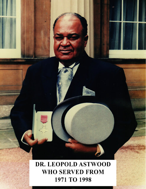 Dr. Leopold Astwood