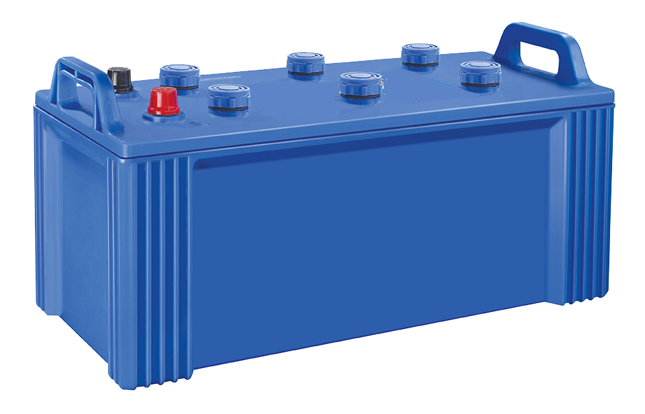 Containers for automotive battery