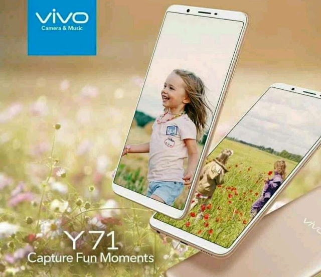 Vivo Y71 Announced in the Philippines