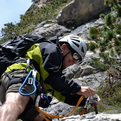 Alpi: Punta Fiames (2240m)