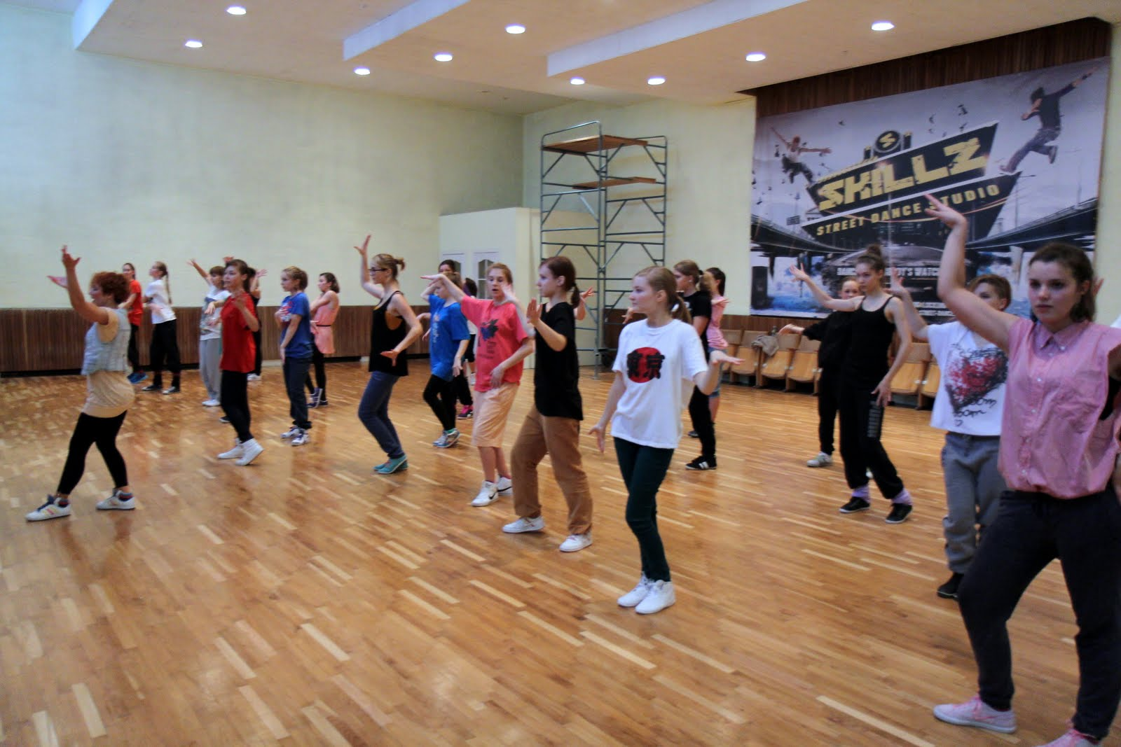 Waacking workshop with Nastya (LV) - IMG_2063.JPG