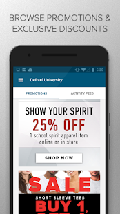 My College Bookstore- screenshot thumbnail