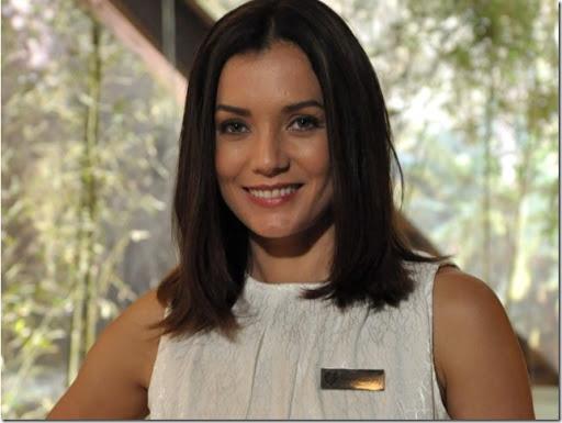 Mônica Carvalho, atriz e ex-modelo