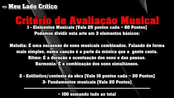 MEU LADO CRÍTICO música 01