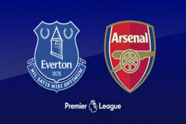 Everton vs Arsenal Premier league match highlight