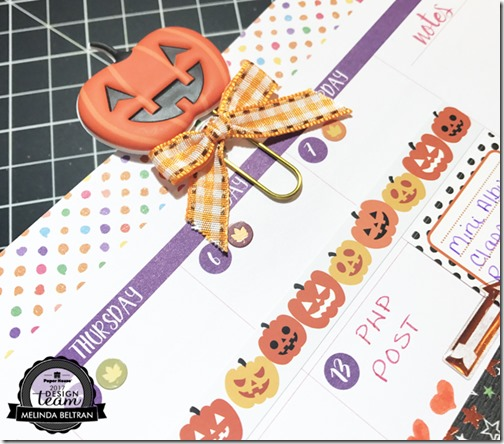 paper house planner pumpkin puffy 650