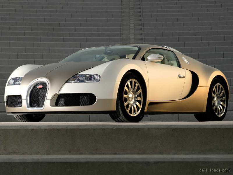 2009 Bugatti Veyron 164 Coupe Specifications Pictures Prices