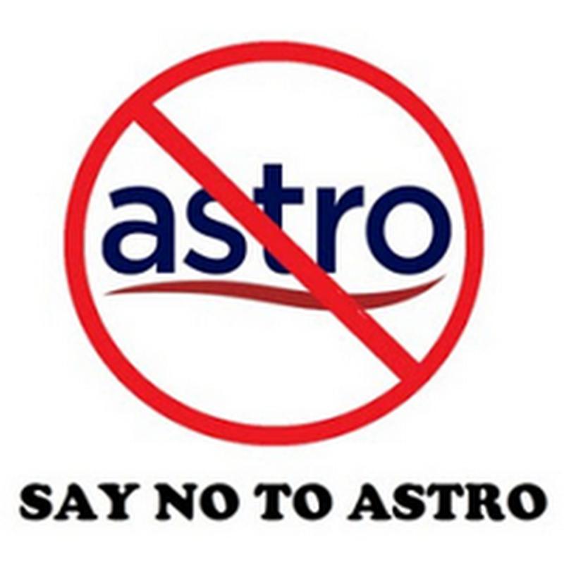 Jom Boikot Astro , sekali lagi !