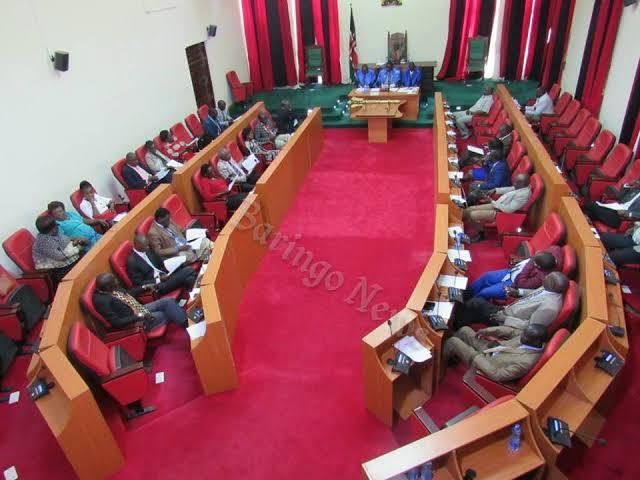 Baringo county assembly. PHOTO | BARINGO NEWS