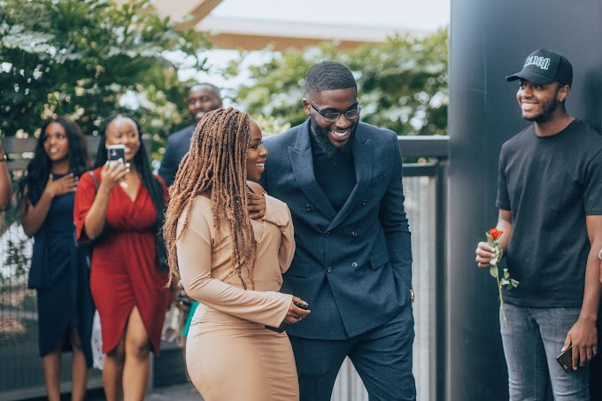 Lady Reveals How Her Best friend Gave Her The Greatest Surprise in Her Life By Proposing To Her (Photos)