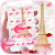 Pink Rose Eiffel Tower Theme file APK Free for PC, smart TV Download