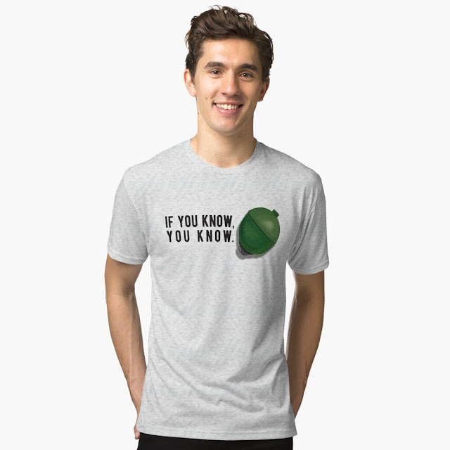 If you know, you know. Suspension sphere t-shirt