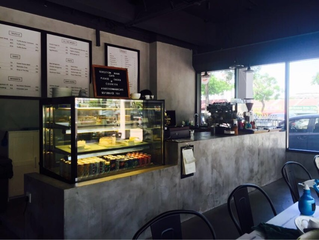 a new hipster and minimalist cafe located at pandan indah have got too many questions in your mind maybe sipping a cuppa here will inspire you an answer - Minimalist Cafe 2016