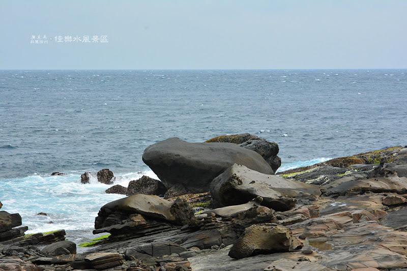 佳樂水風景區蟾蜍石