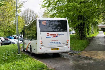 Town bus routes face being axed - but you can have your say