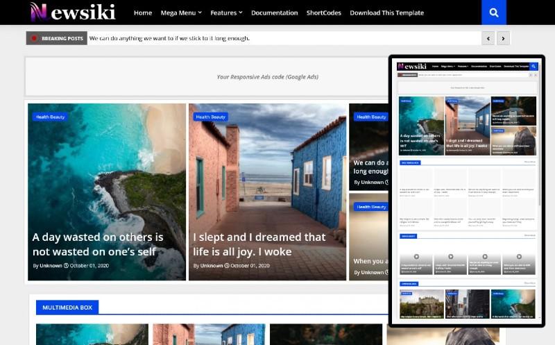 best blogger templates free and premium