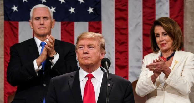 House of Reps approves resolution calling on Pence to remove Trump after he rejected calls by Nancy Pelosi to invoke 25th Amendment