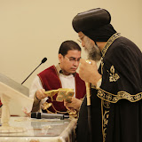 His Holiness Pope Tawadros II visit to St. Mark LA - _09A9144.JPG