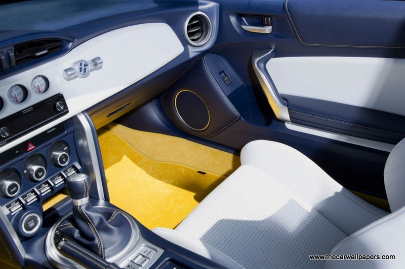 Toyota FT 86 Concept Car