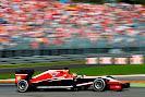 Jules Bianchi, Marussia MR03 Ferrari