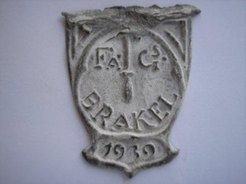 Naam: BrakelPlaats: HaarlemJaartal: 1939