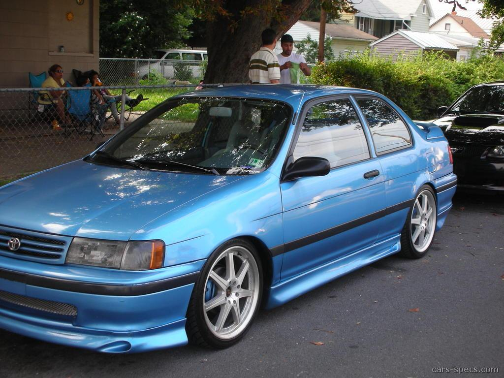 1992 Toyota Tercel Coupe Specifications  Pictures  Prices