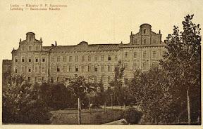 Львовский Монастырь Святого Сердца (Sacre Coeur)